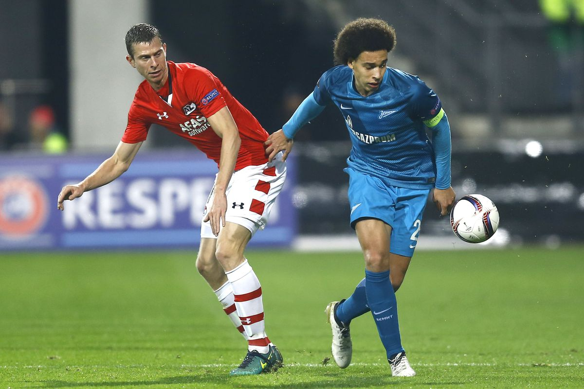 UEFA Europa League'AZ v  FC Zenit'
