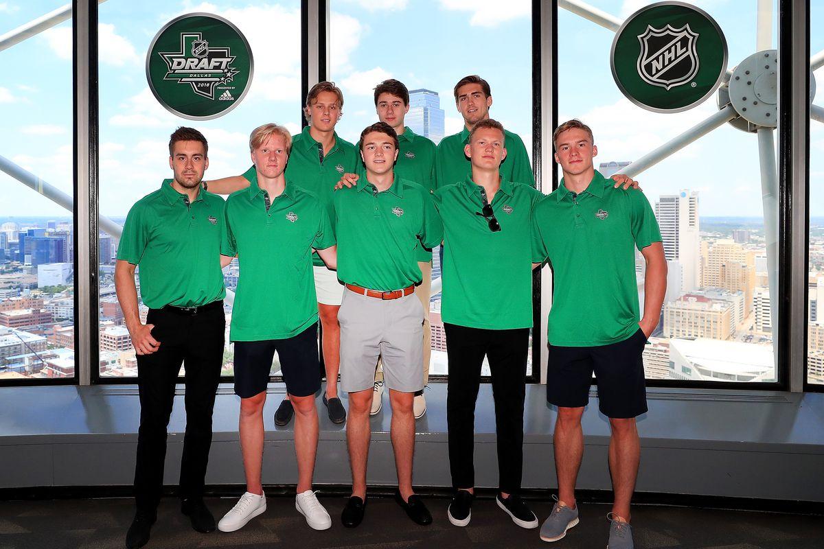 2018 NHL Draft - Top Prospects Media Availability