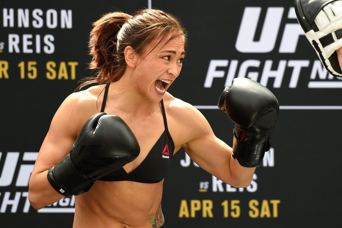 UFC Fight Night: Open Workouts