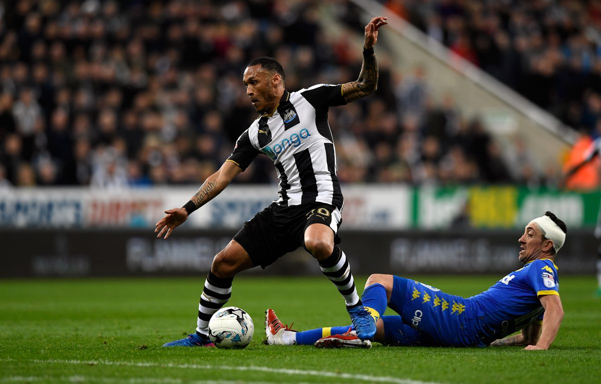 Newcastle United v Leeds United - Sky Bet Championship