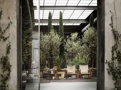 16th-century Italian monastery transformed into lush creative hub