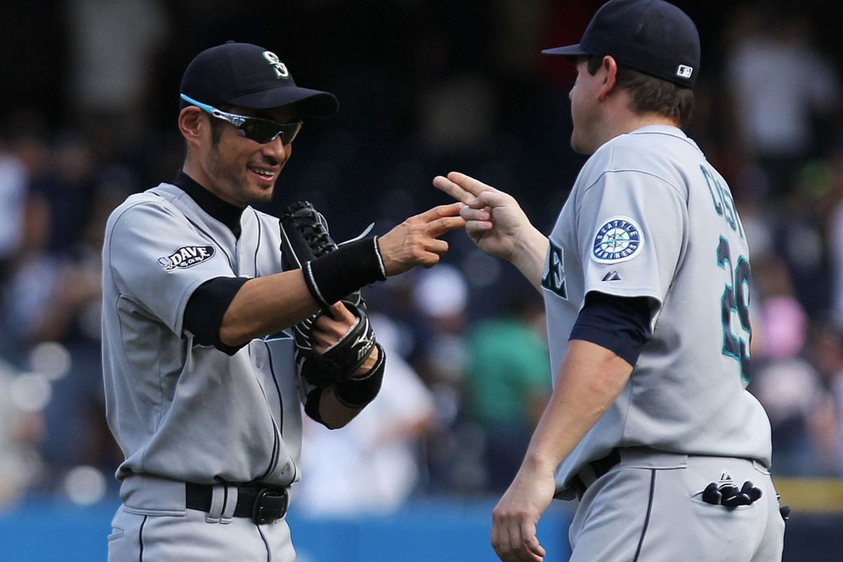 Sorry Ichiro, you can't have friends