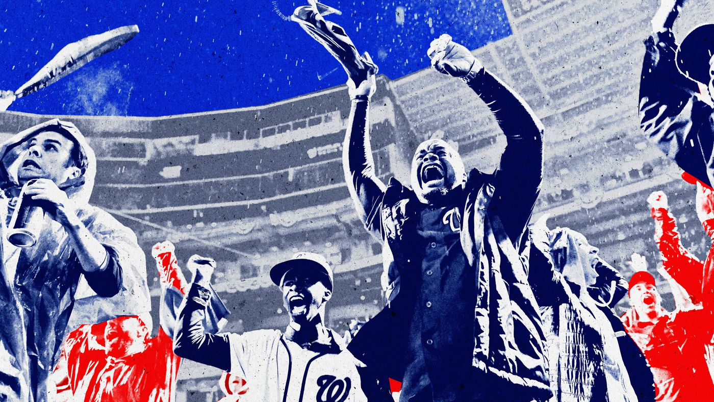 Washington, D.C., Revels in Nationals' World Series Win