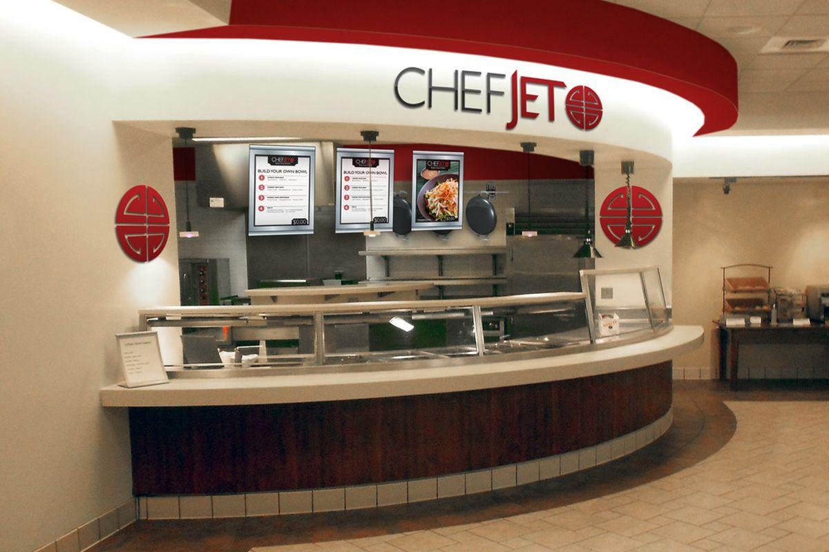 Chef Jet Modern Asian Kitchen