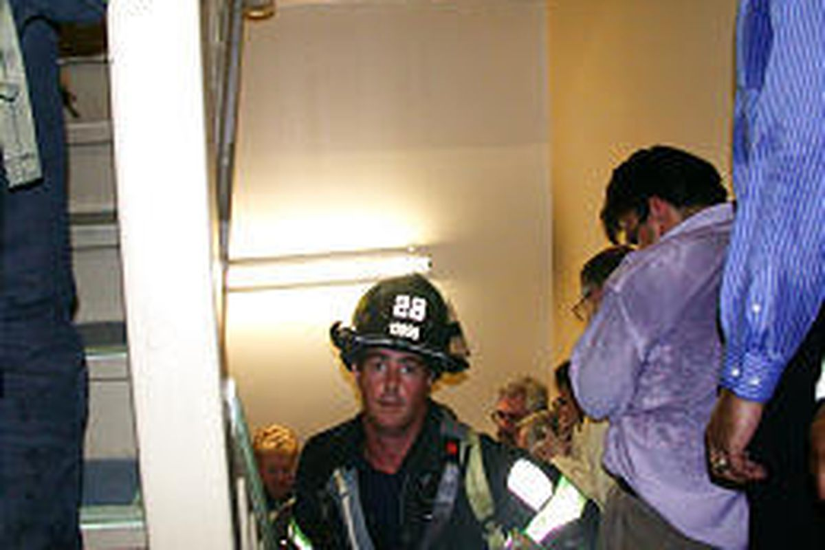 9/11 documents detail bravery and fear - Deseret News