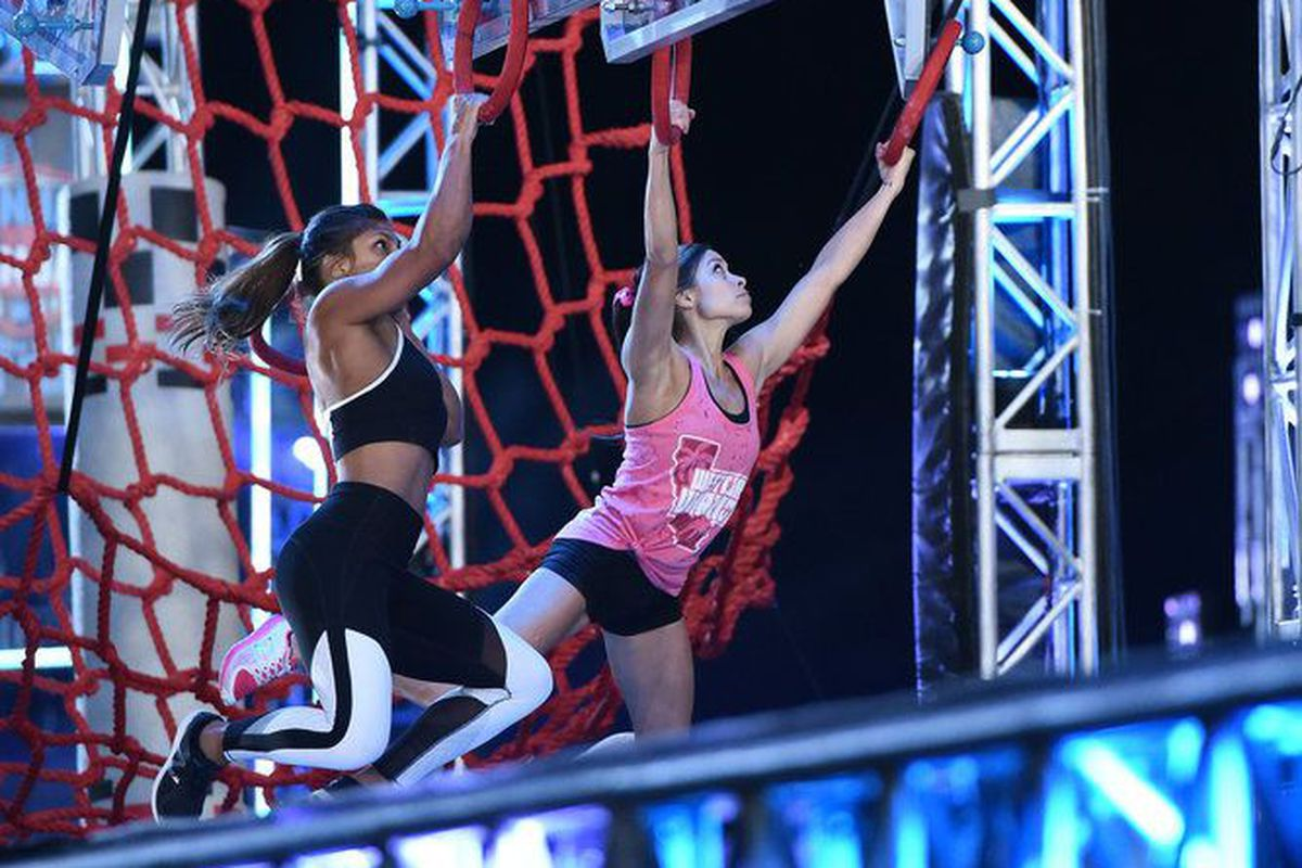 19fe3f43e8c The lead up to American Ninja Warrior  Ninja vs Ninja has been long and  full of hype. But was it all worth it