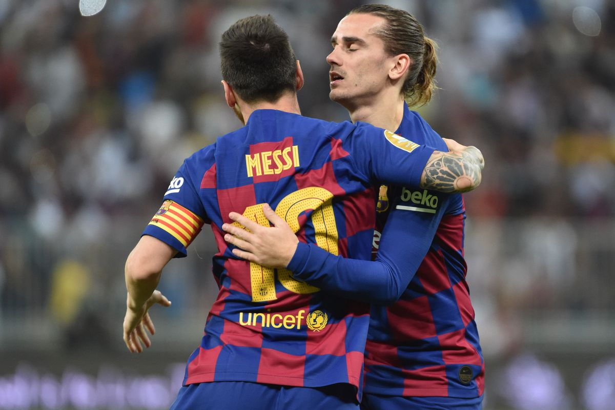 How will Barcelona line up against Granada?