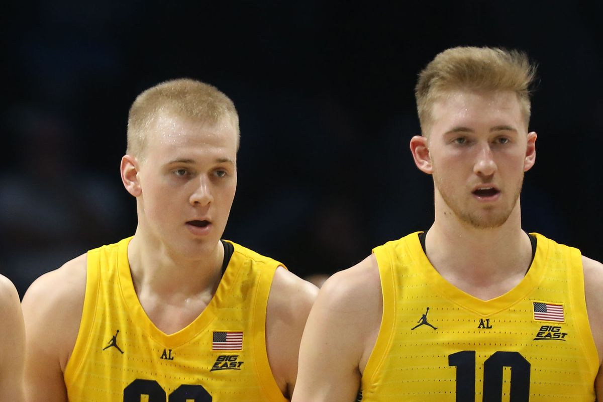 98214813 Wisconsin basketball: Sam, Joey Hauser to visit Badgers per reports ...