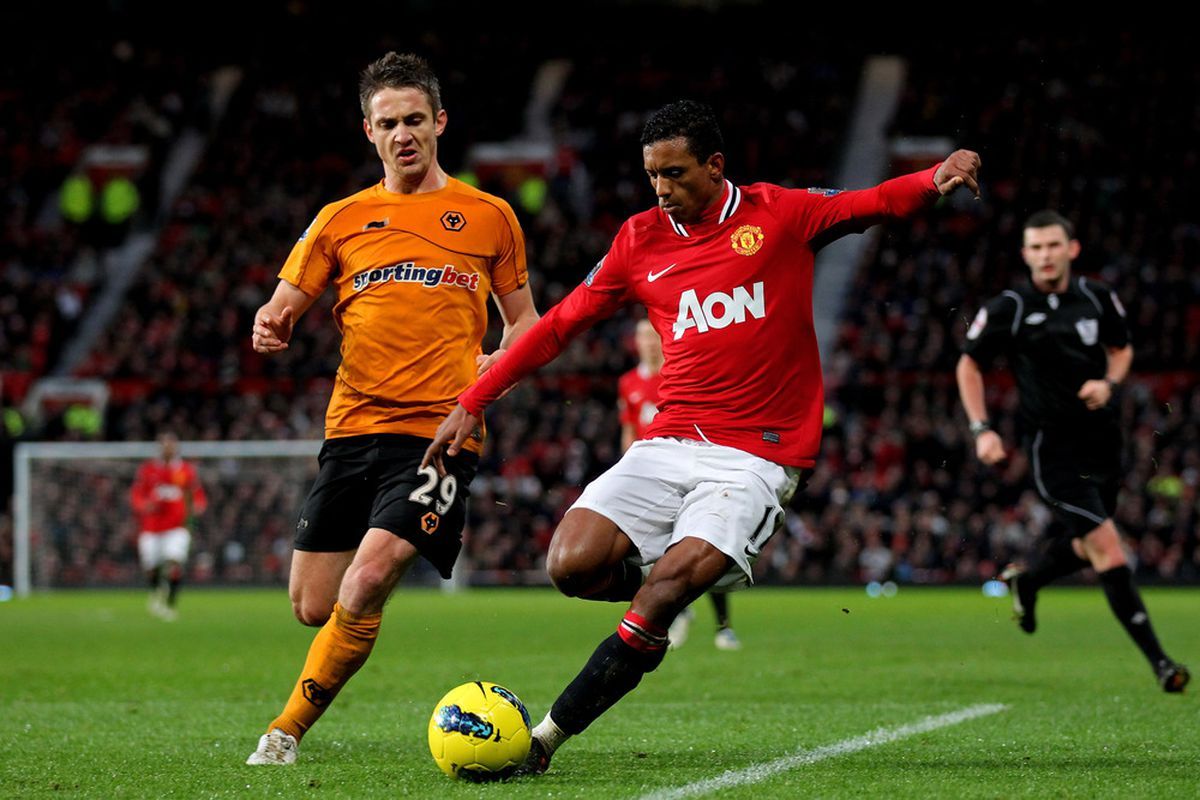 Wolves Vs Man Utd Wikipedia: Wolves Vs. Manchester United, 2012 Premier League Week 29