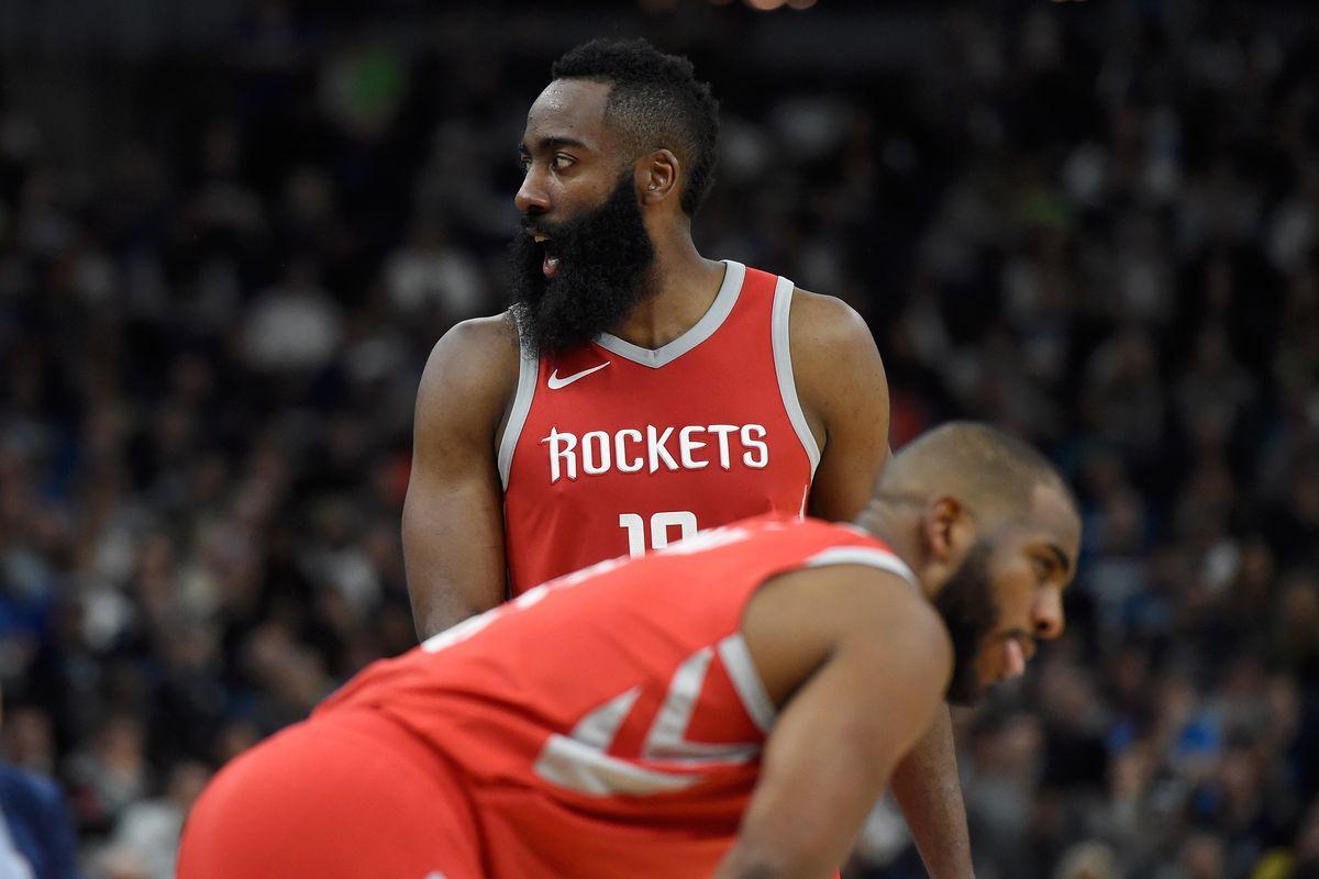 Houston Rockets v Minnesota Timberwolves - Game Three