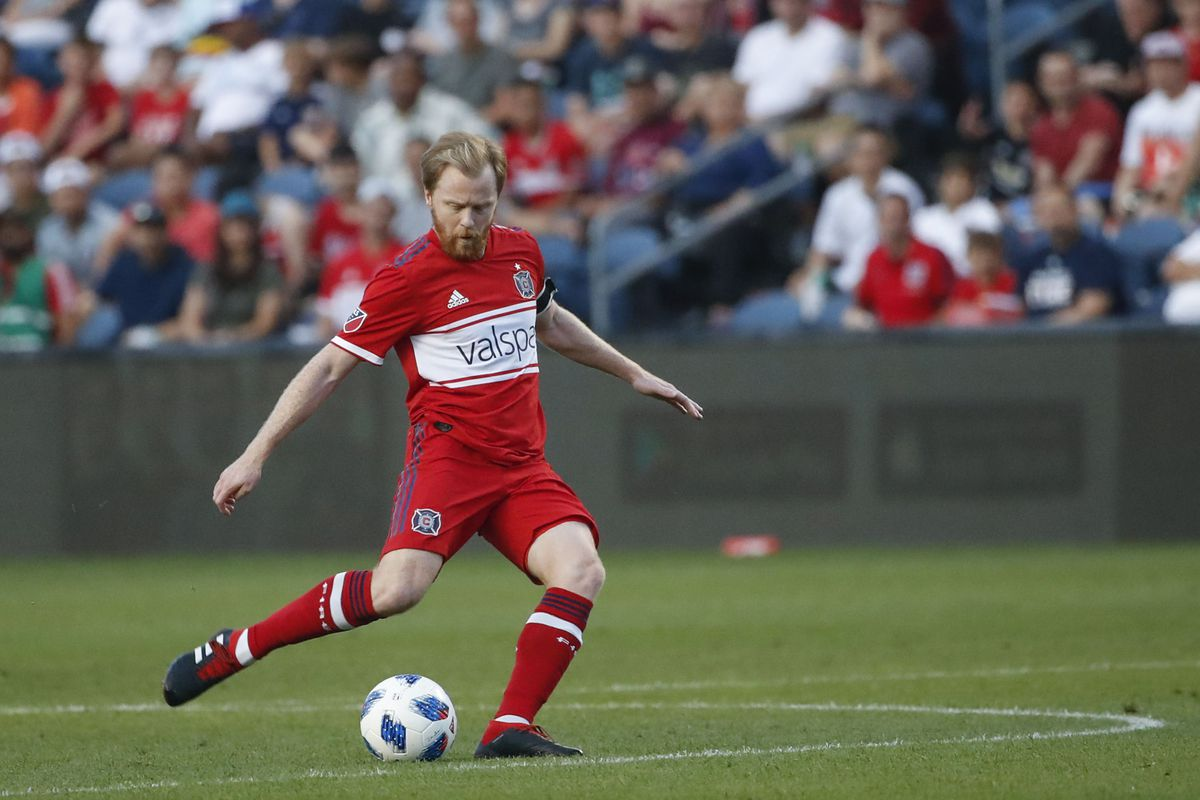 MLS: New York Red Bulls at Chicago Fire