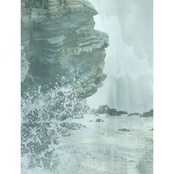 """<a href=""""http://www.minted.com/product/wall-art-prints/MIN-C0L-GNA/washed-over?org=photo"""">Melanie Severin for Minted</a>"""
