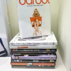 A few fave DVDs