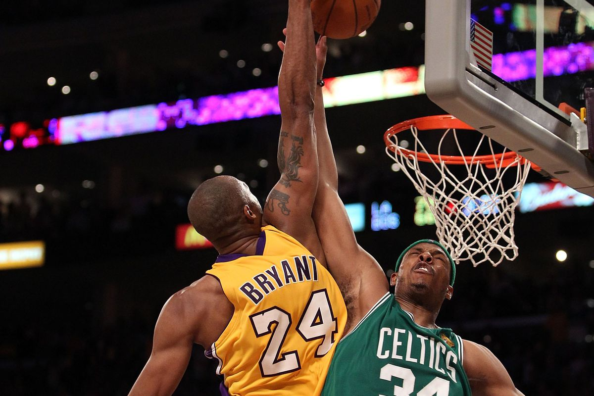 Espn To Re Air Lakers Vs Celtics 2010 Nba Finals Game 7 Tonight Silver Screen And Roll