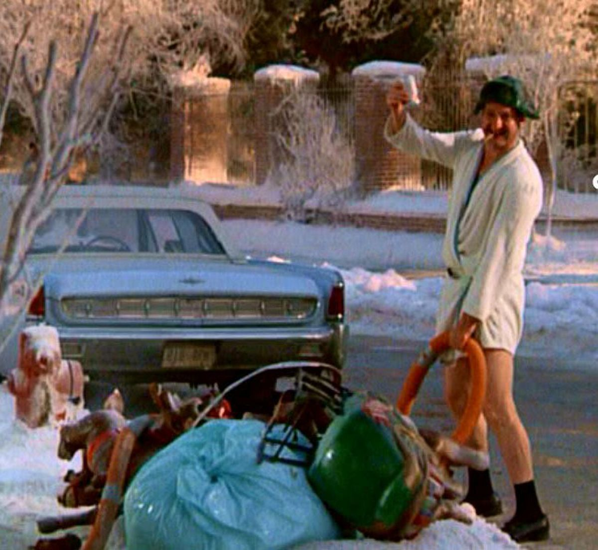 Christmas Vacation Quotes Leave You For Dead: Thursday Open Thread 2 1/2: April 6 1/2, 2017
