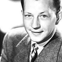 Donald O'Connor, shown in 1952. He was a teen idol in the 1940s and then played straight man to a talking mule named Francis in several popular comedies