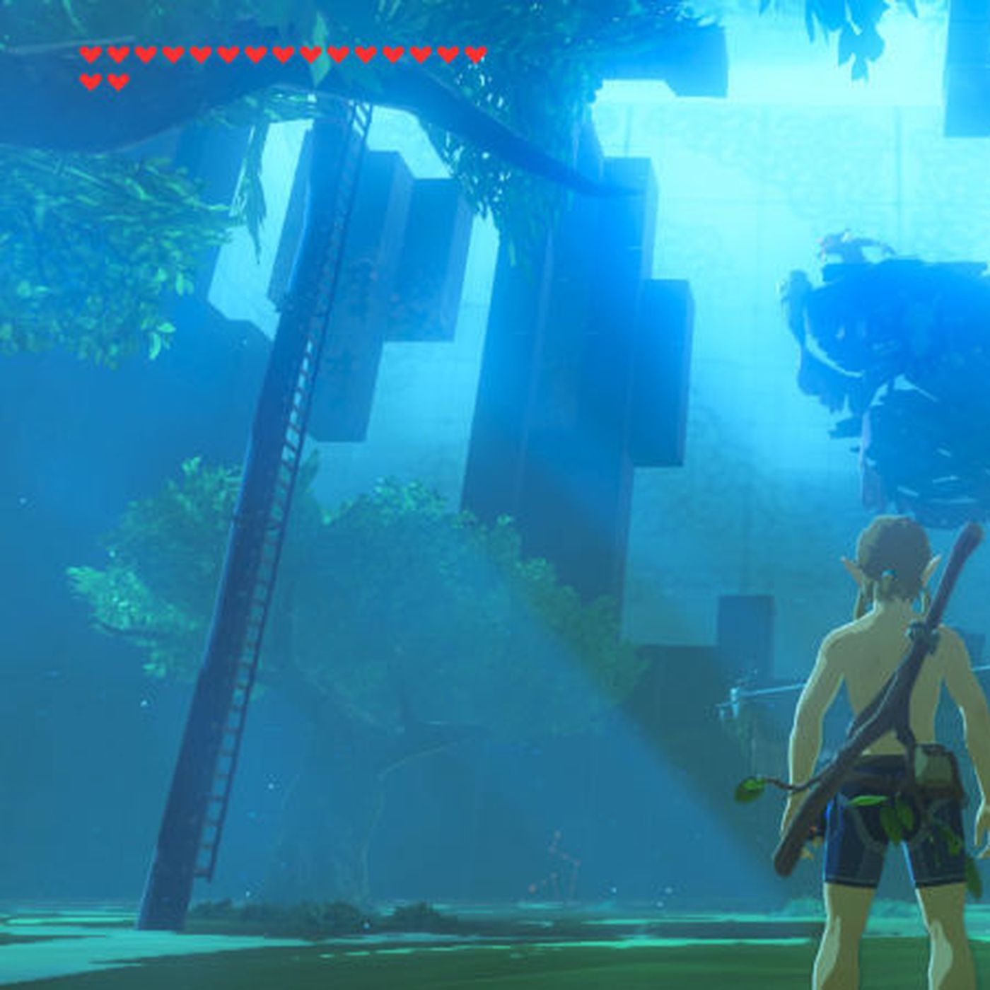 Zelda Breath Of The Wild S Trial Of The Sword Challenge Will Turn