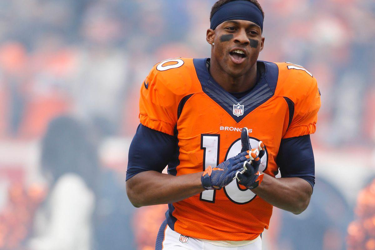 Broncos roster 2015 Emmanuel Sanders Mile High Report