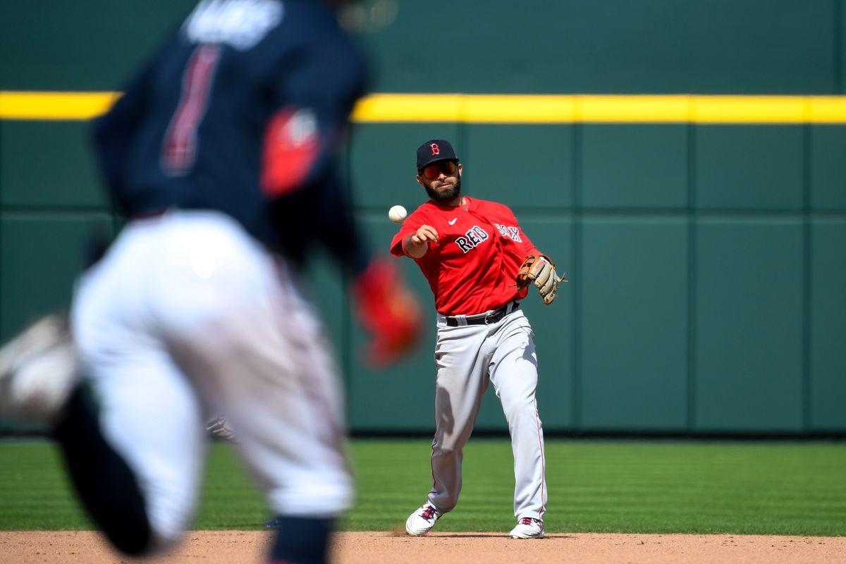 MLB: Spring Training-Boston Red Sox at Atlanta Braves