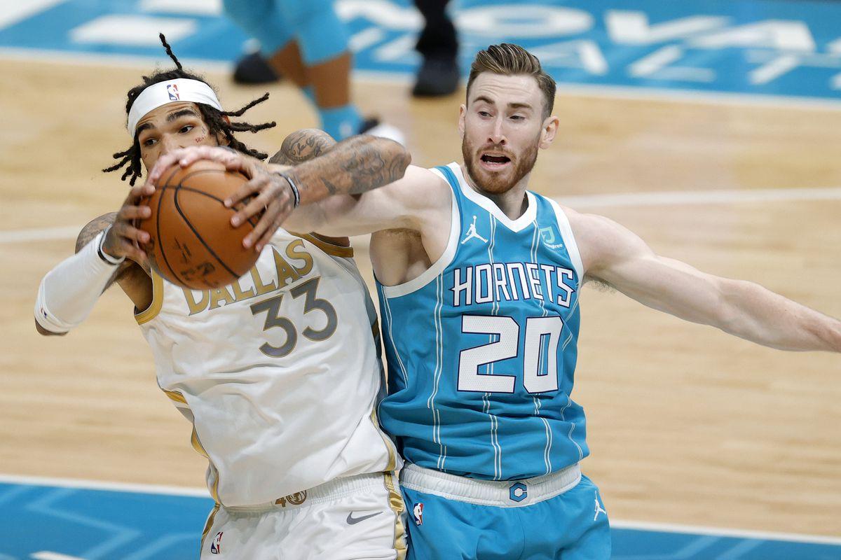 Dallas Mavericks v Charlotte Hornets