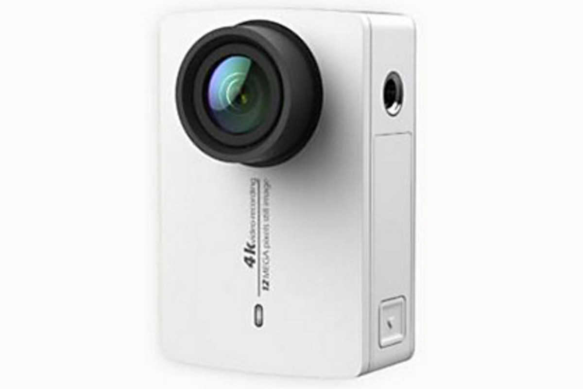 YI Technology's new action camera adds 4K video - The Verge