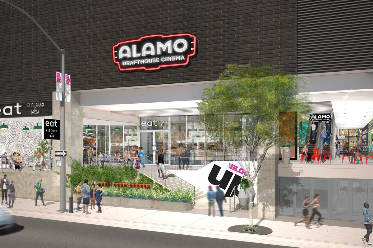 Theatre Chain Alamo Drafthouse to Open Location in LA
