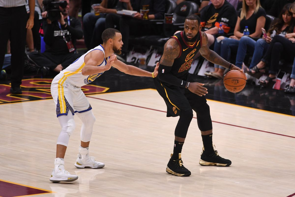 d6d9956f06bc Warriors Steph Curry defends Lakers LeBron James after Trump s tantrum -  Golden State Of Mind