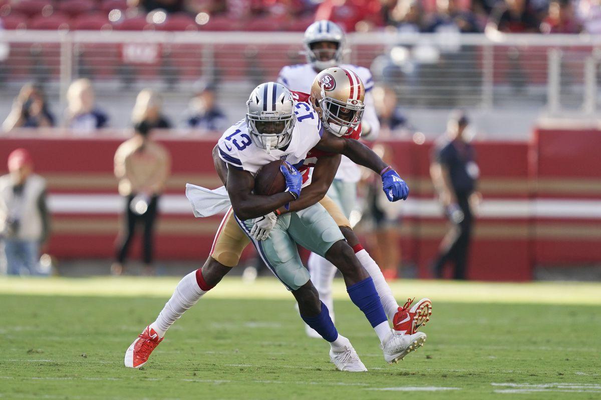 2fe35977 Cowboys @ 49ers 2019 preseason game day live thread III - Blogging ...