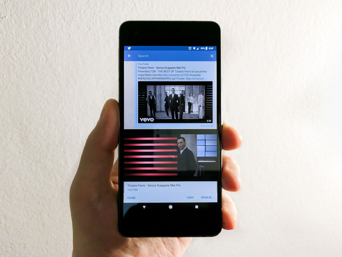 How To Play Youtube In The Background On Android And Ios The Verge