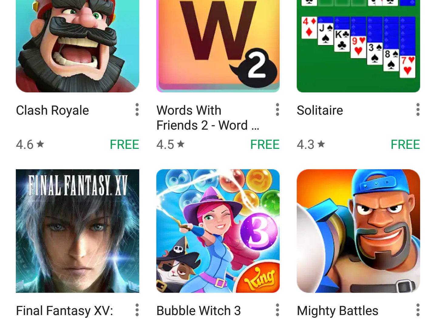 Instant Apps are Google's latest play to woo game developers to its
