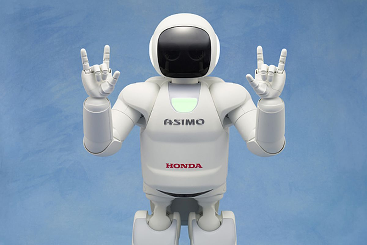 Image result for asimo robot