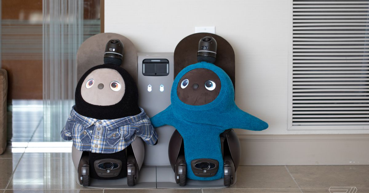 Lovot is the First Robot I Can See Myself Getting Emotionally Attached to