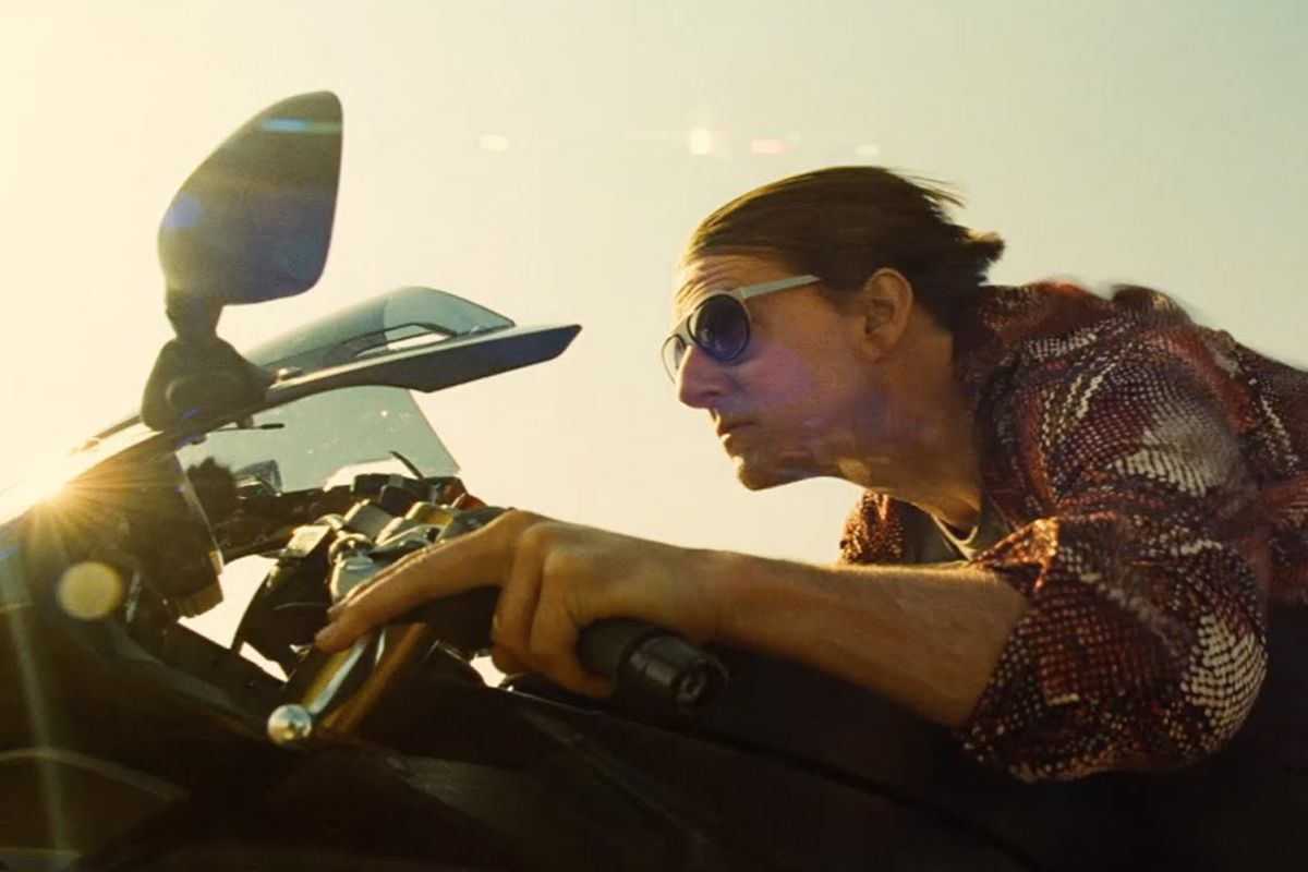 Mission: Impossible — Rogue Nation is the Tom Cruisiest
