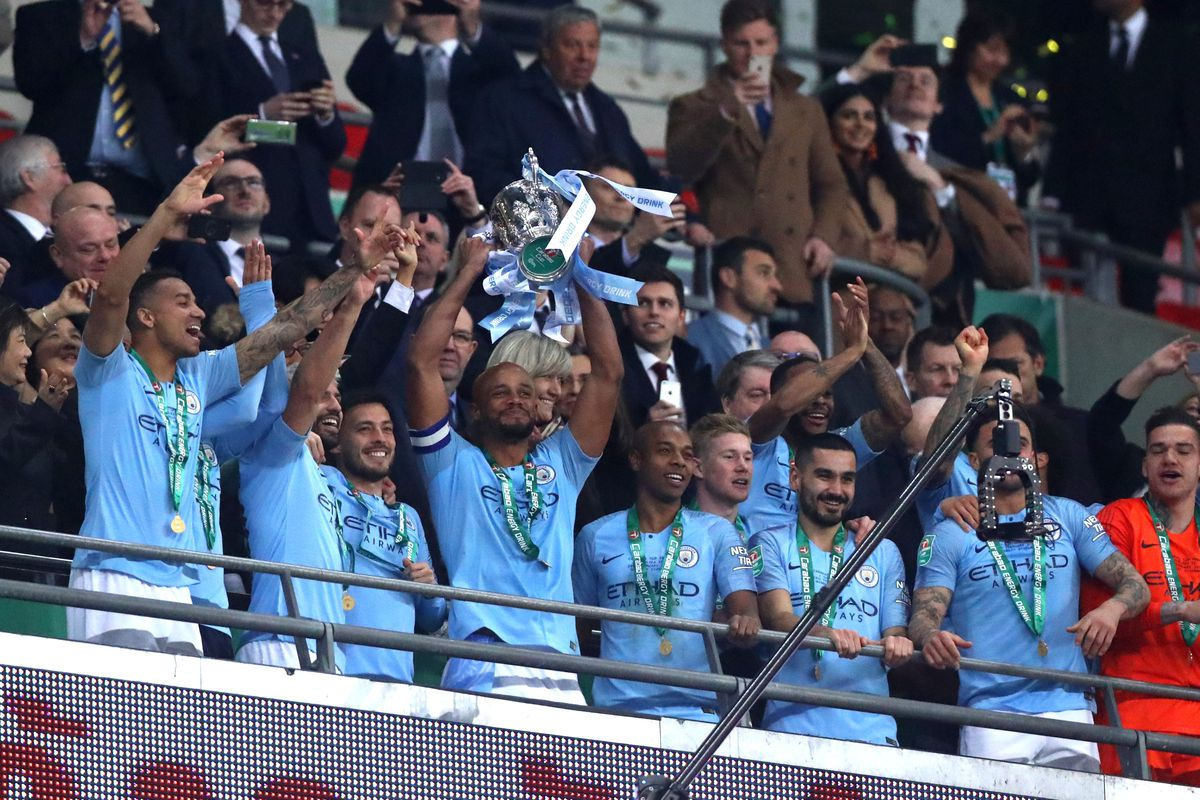 Chelsea FC v Manchester City FC - Carabao Cup Final