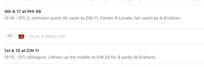 Screen Shot 2020 09 27 at 1.53.25 PM - NFL Week 3 recap: It's time for everyone to stop doubting the Bills