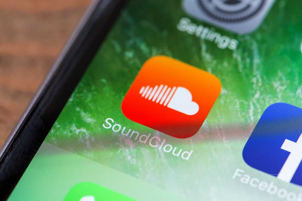SoundCloud's new personalized playlist is serving up unlicensed