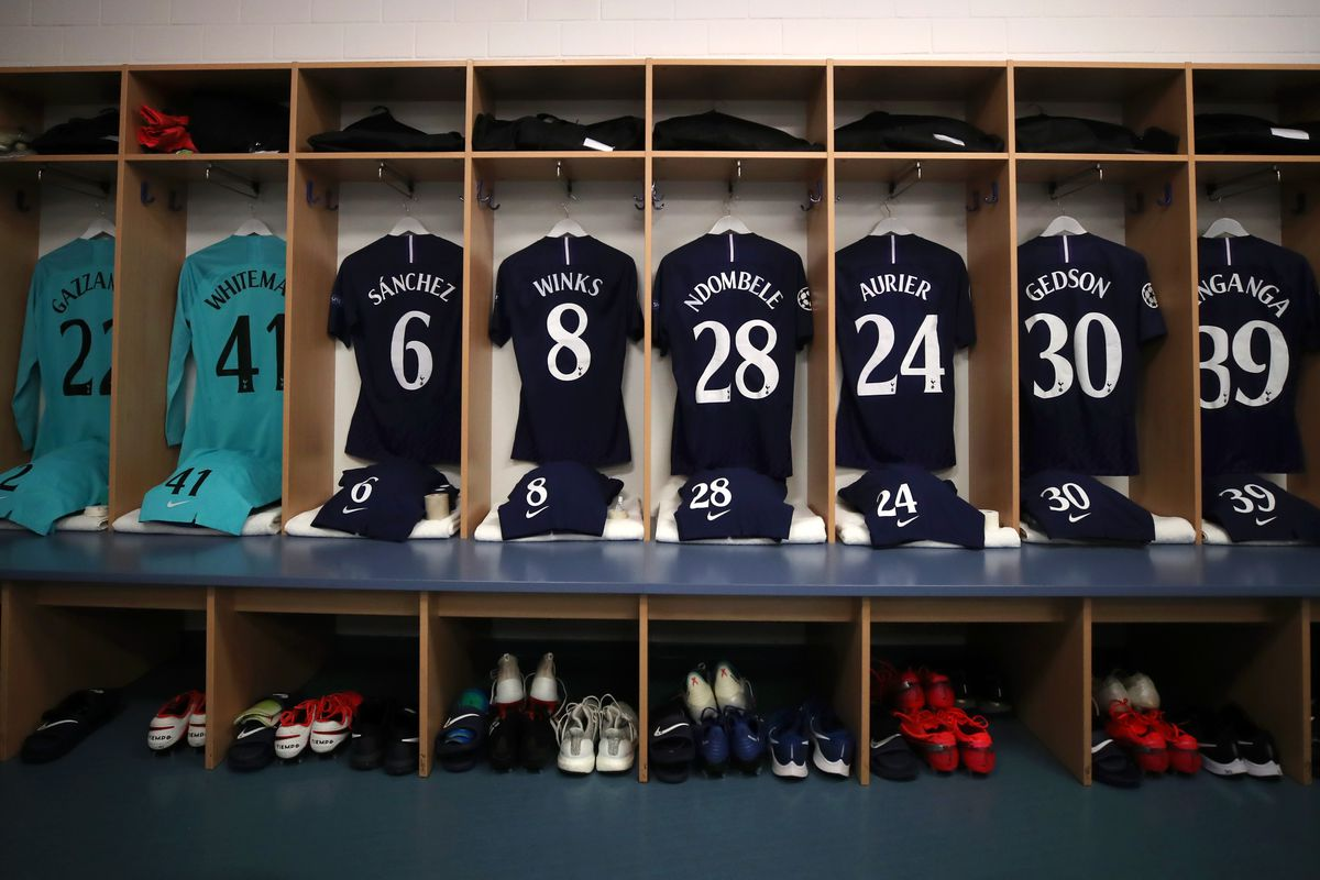 Tottenham Hotspur Announce Squad Numbers For 2020 21 Season Cartilage Free Captain