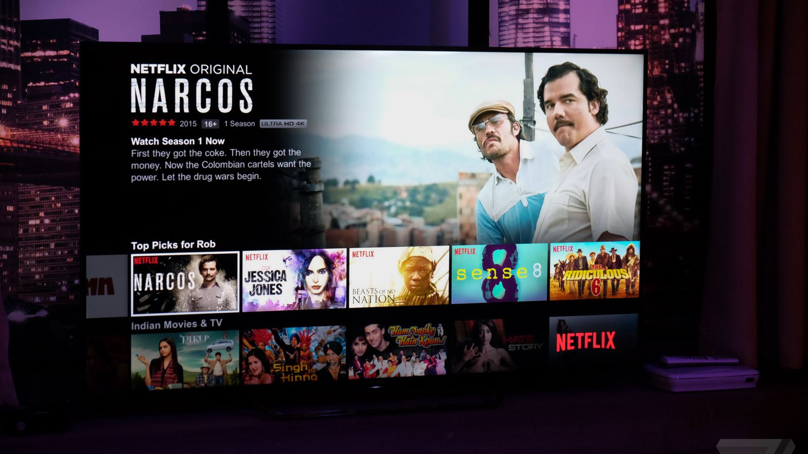 Unofficial Netflix catalog helps you find a movie not available in