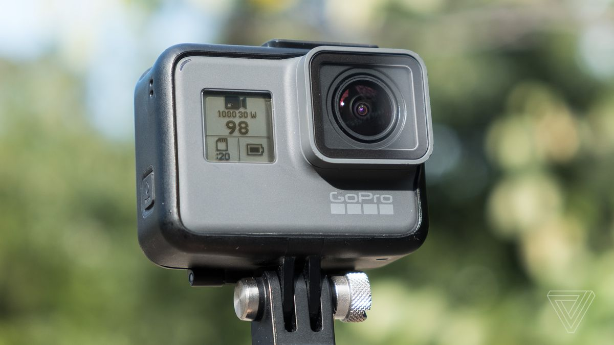 GoPro's newest Hero camera is boring and important all at the same