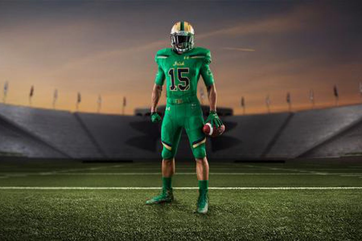 f1b83781a50 2015 Shamrock Series Uniforms Unveiled - One Foot Down