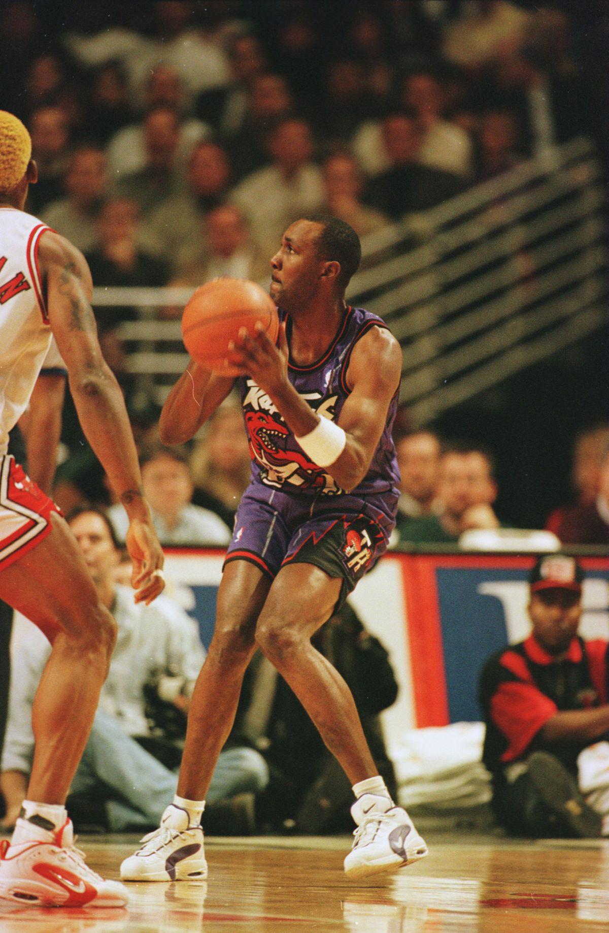 Jimmy King Raptors