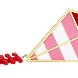 Go Fly a Kite Clutch ($398)