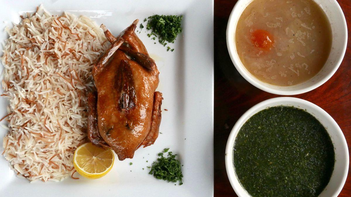 Egyptian Food Anaheim