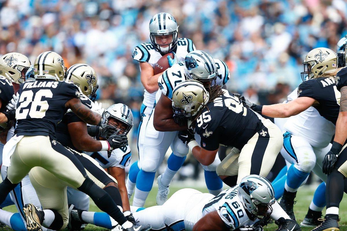 Saints at Panthers Matchups  New Orleans defense vs. Carolina ... 7501702d0