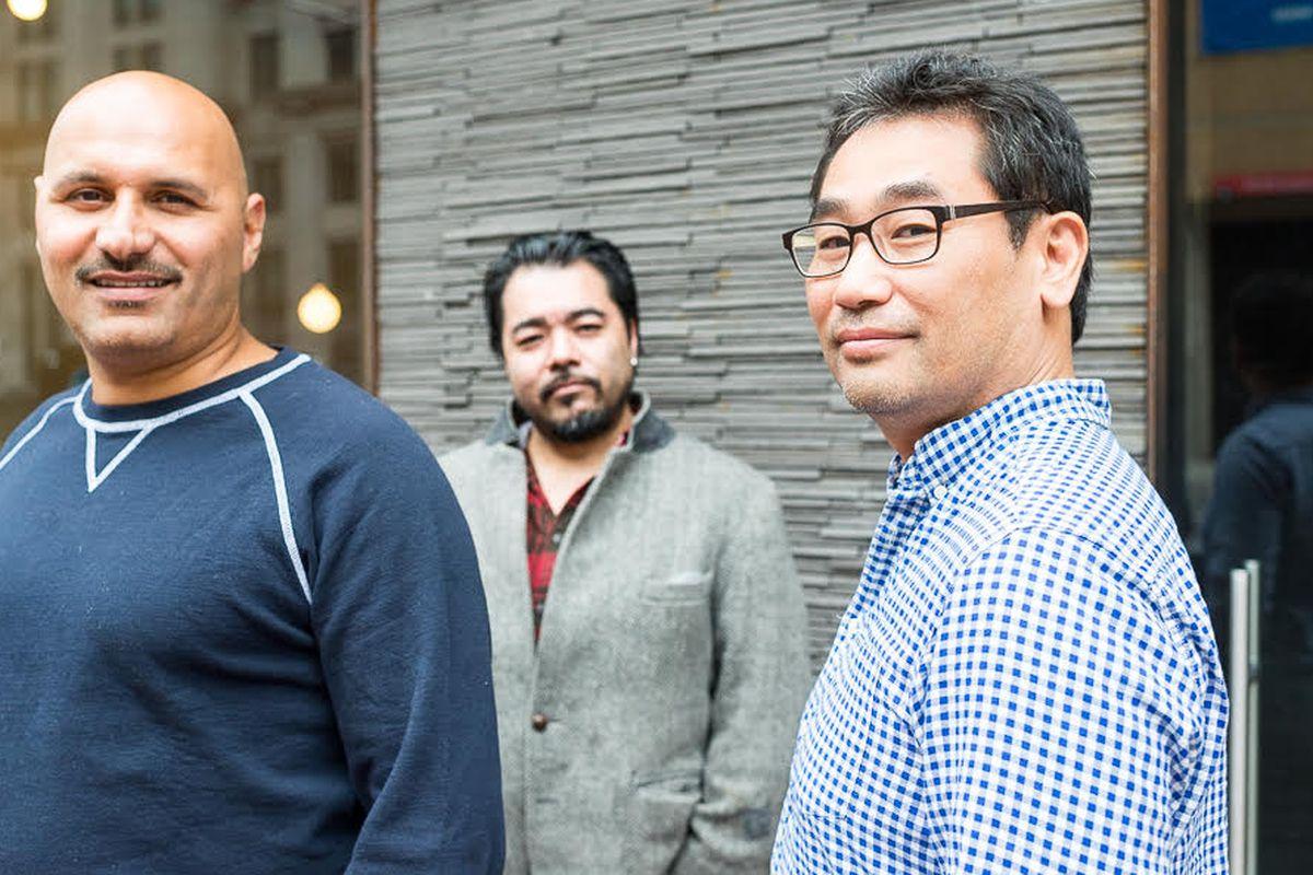 Daikaya's Yama Jewayni, Katsuya Fukushima and Daisuke Utagawa