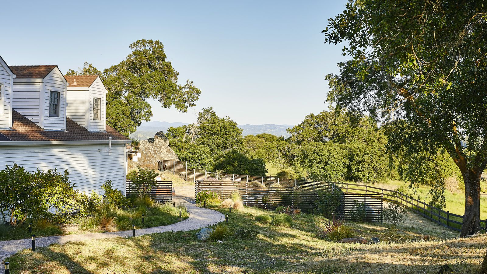 Growing a california wine country dream home curbed sf for Dream country homes