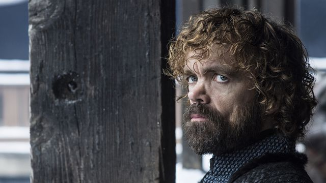 Tyrion Lannister at Winterfell in <em>Game of Thrones</em>' final season.