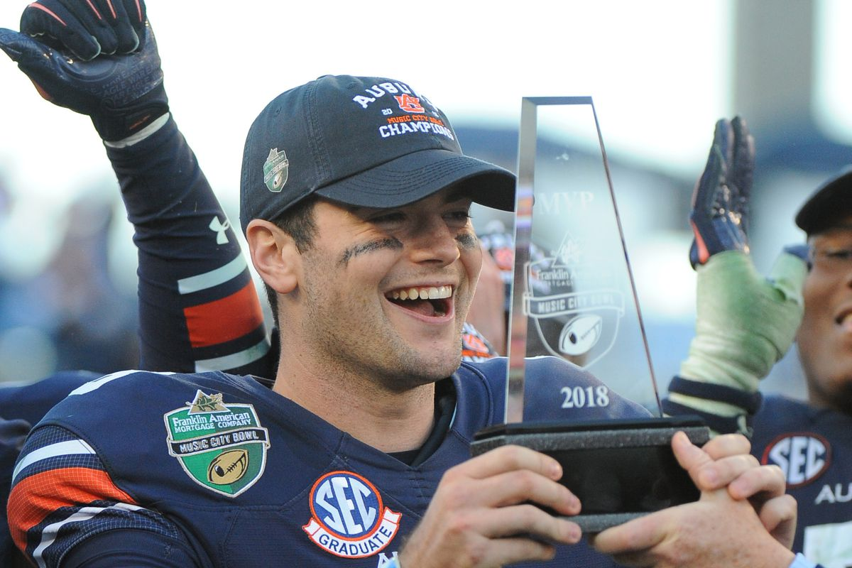 Jarrett Stidham The Starting Caliber Qb No One Is Talking About Yet Hogs Haven