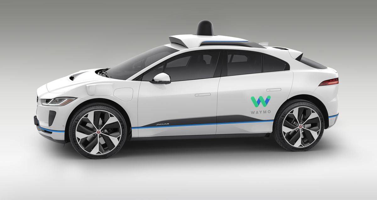alphabet will operate 20 000 jaguar cars in a driverless ride hail