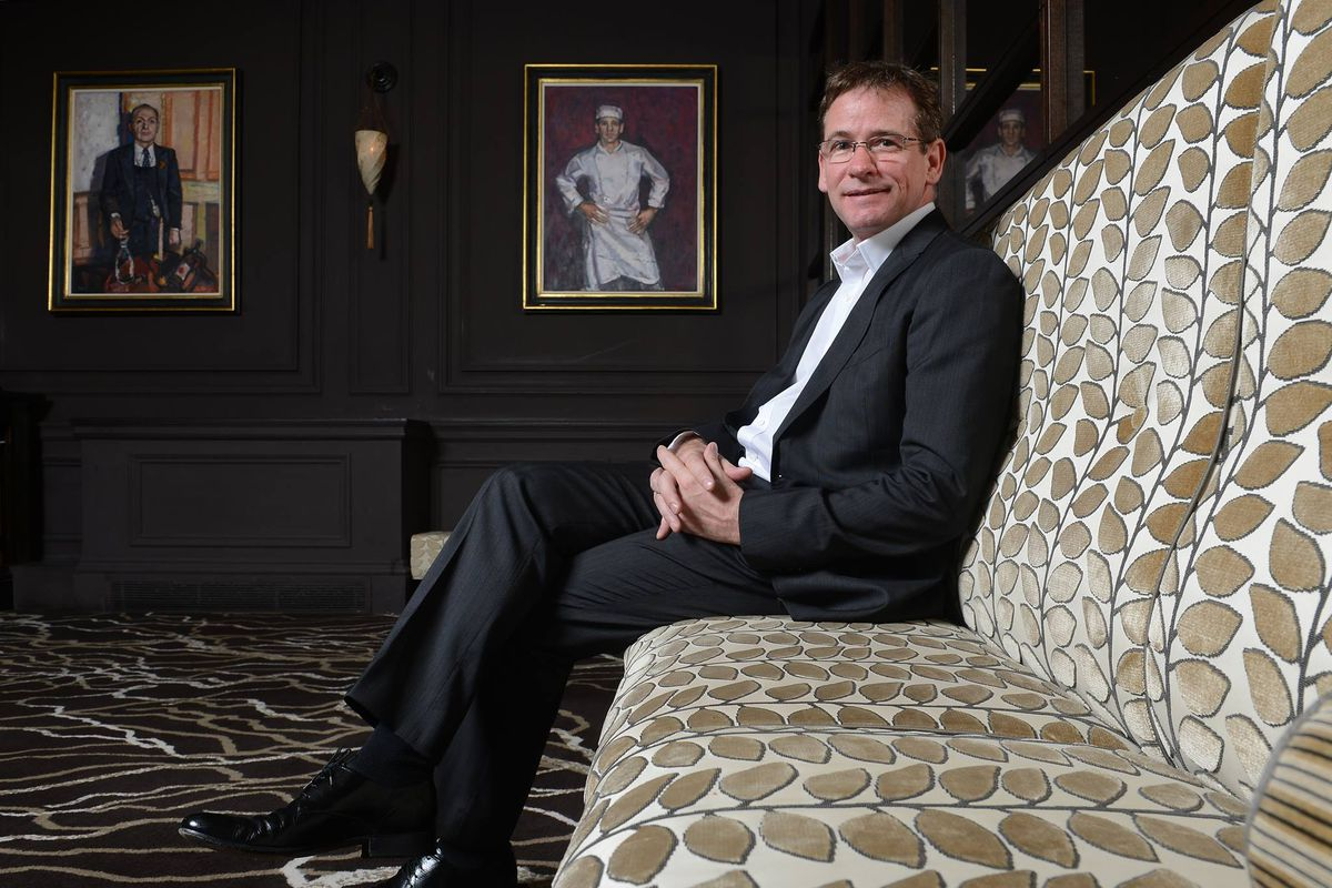 Chef Andrew Farlie of two Michelin star restaurant Restaurant Andrew Farlie at Gleneagles in Scotland has died after a long illness